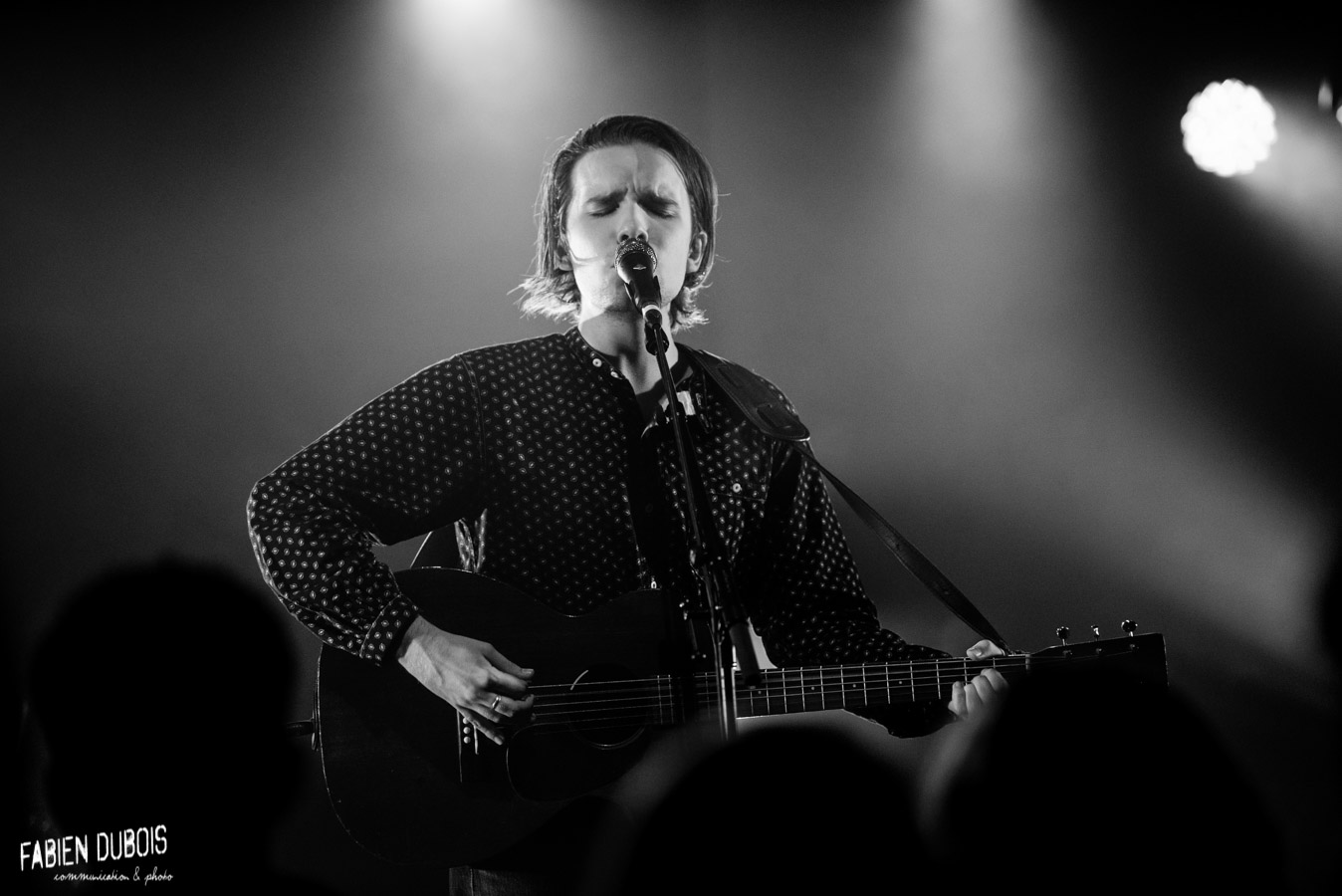 Photo Theo Lawrence & the Hearts Cave à Musique Cavazik Mâcon 2018