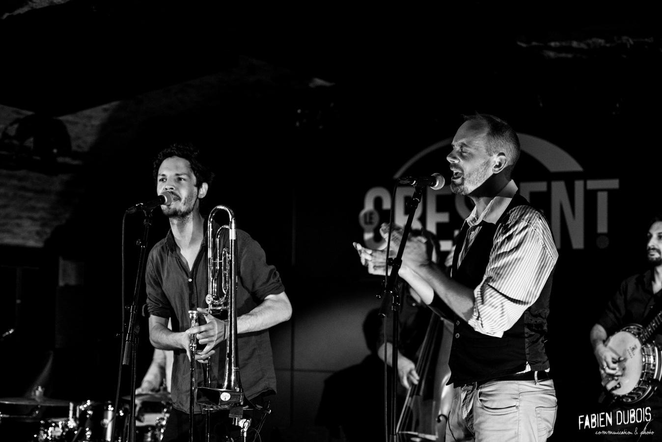 Photo Toonah Crescent Jazz Club Mâcon 2018