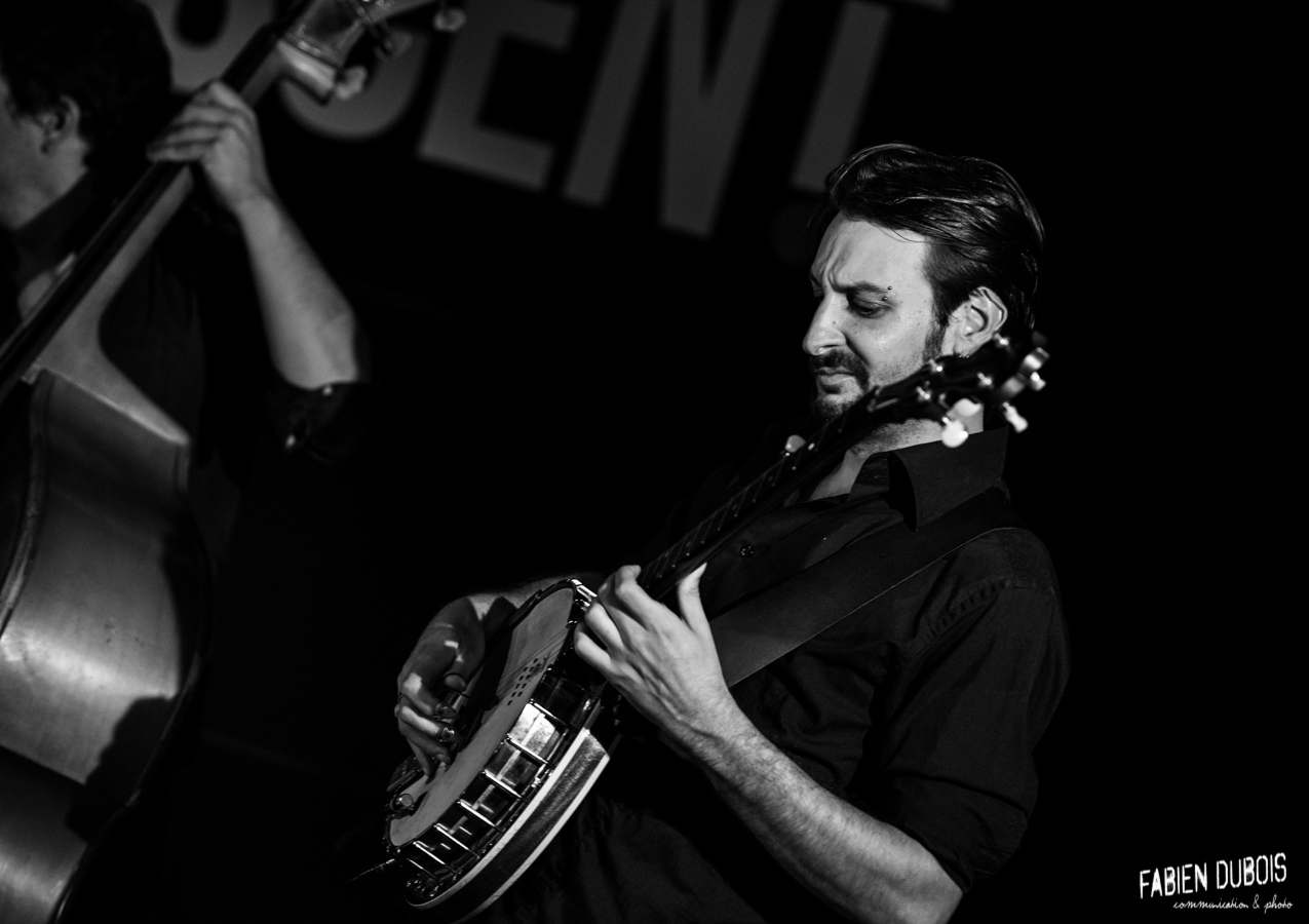 Photo Toonah Crescent Jazz Club Mâcon 2018