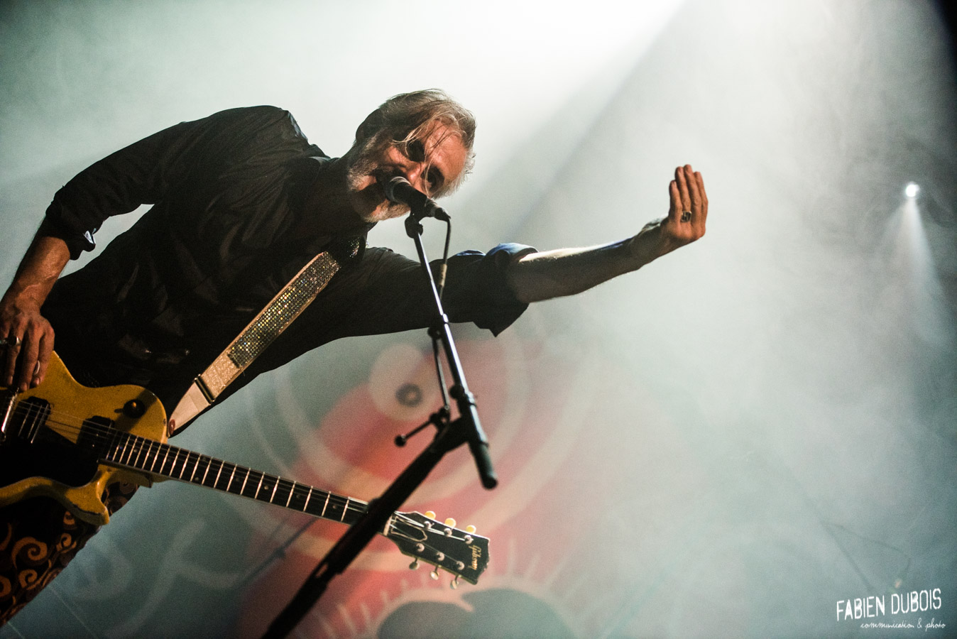 Photo Triggerfinger Ninkasi Kao Mediatone Lyon 2018