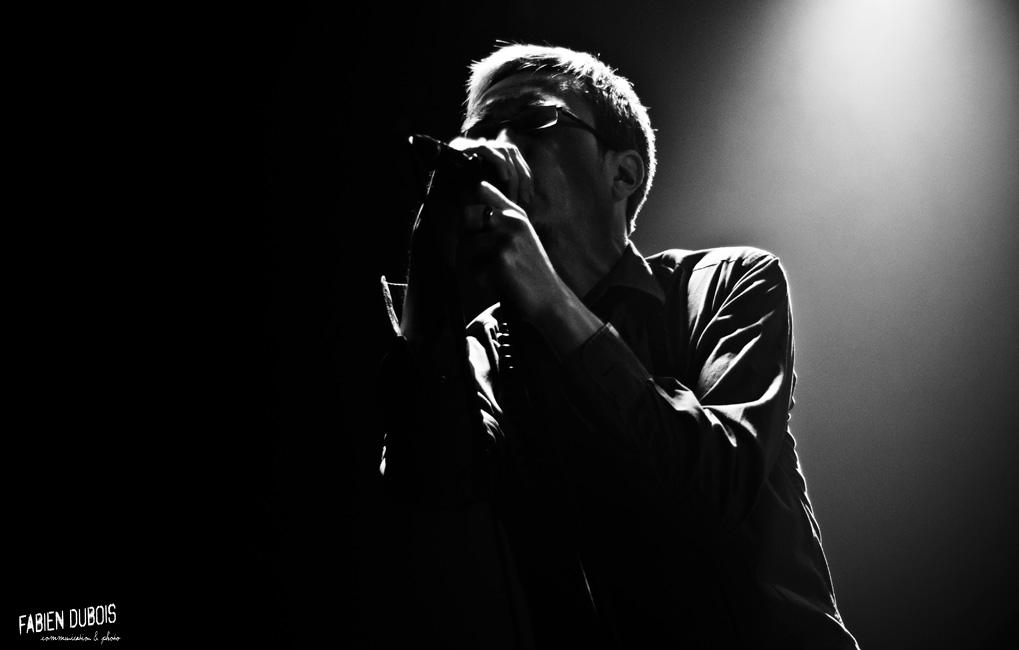 Photo Oyster's Reluctance Mâcon Cave Musique France 2015