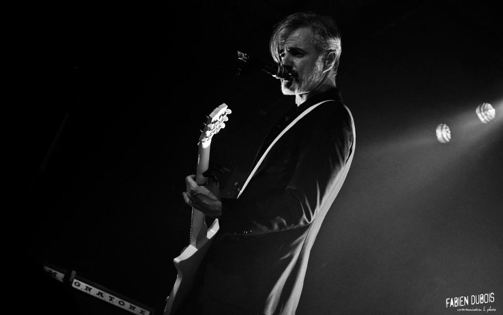 Photo Triggerfinger Mâcon Cave Musique France 2015