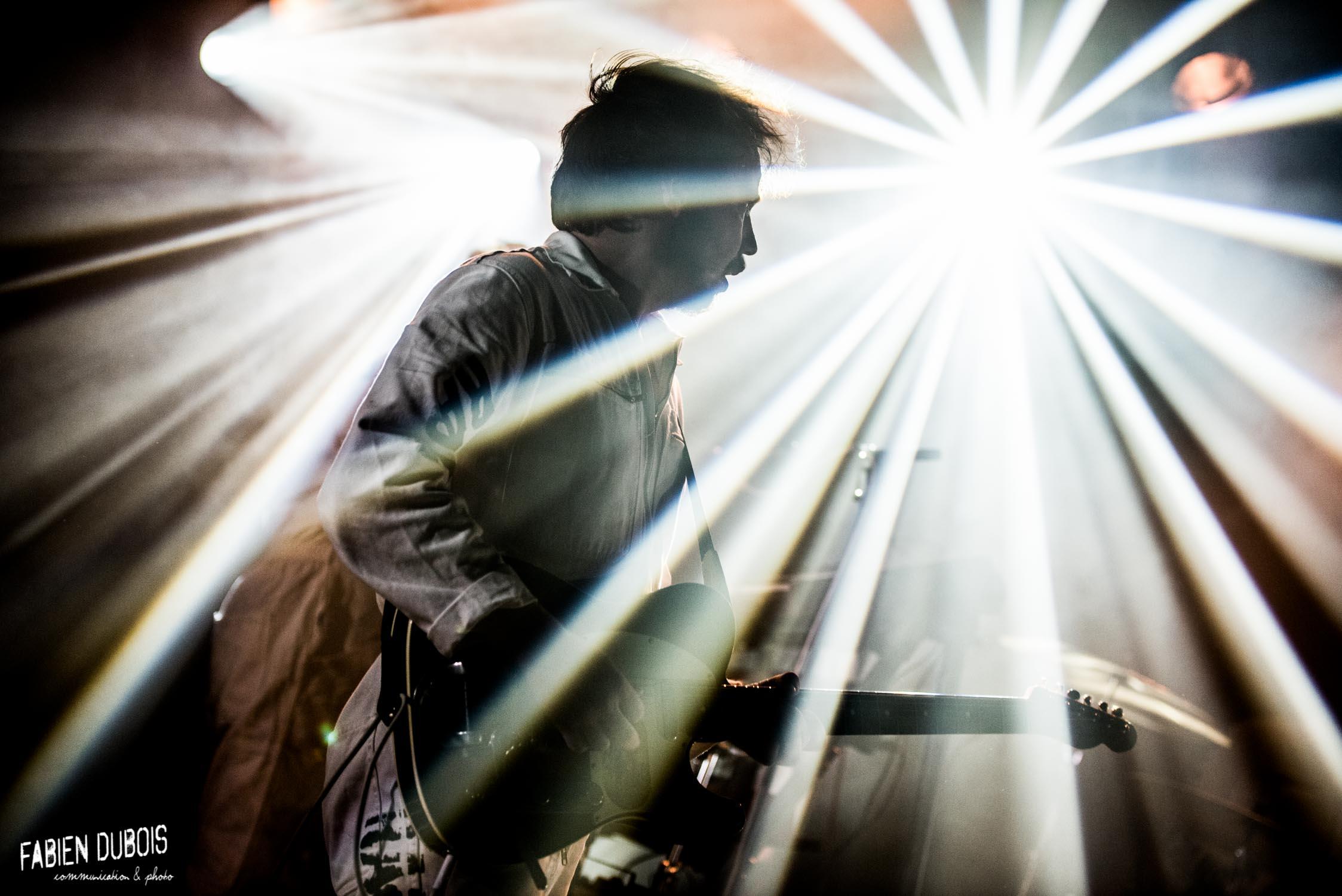 Photo Von Pariahs La Cave à Musique Cavazik Mâcon 2020