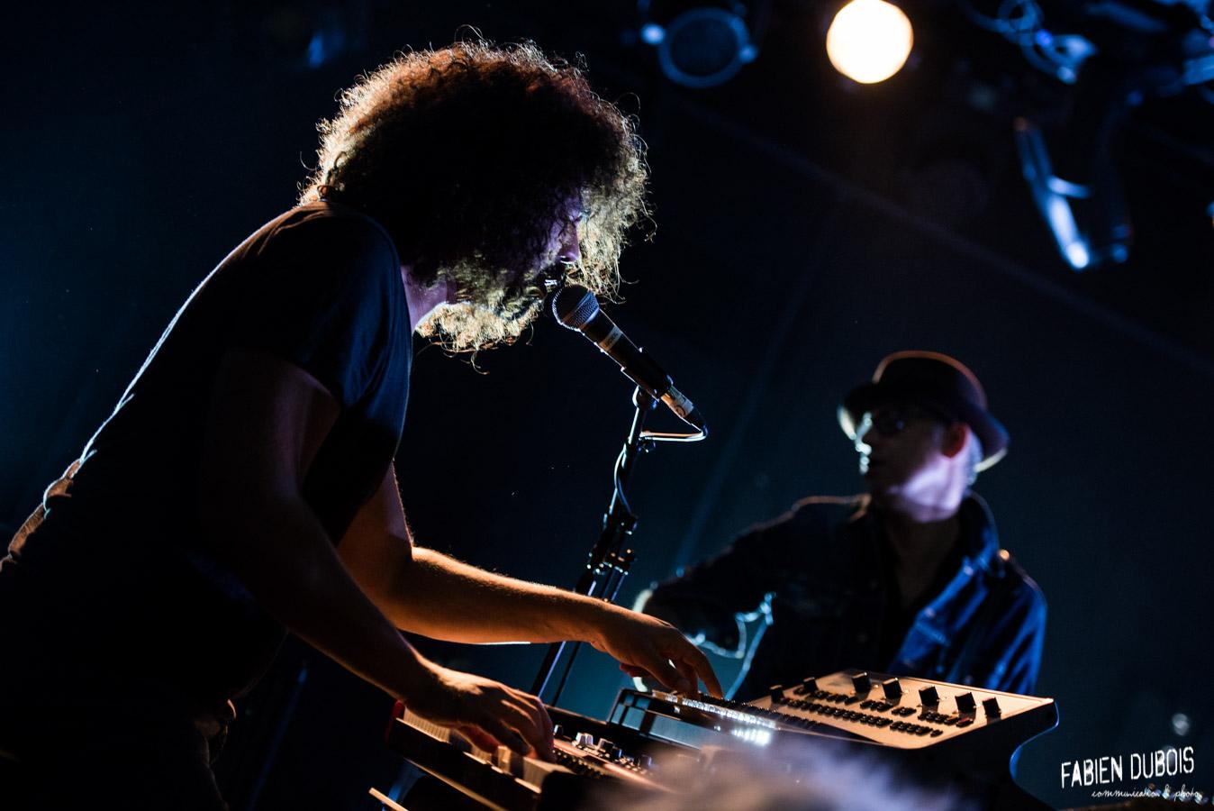 Photo Yarol Poupaud Cave à Musique Cavazik Mâcon 2018