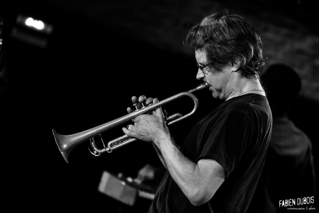 Photo Zhenya Strigalev Crescent Jazz Club Mâcon France 2016